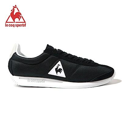 le coq sportif  法國公雞牌經典復古運動鞋 男女-黑
