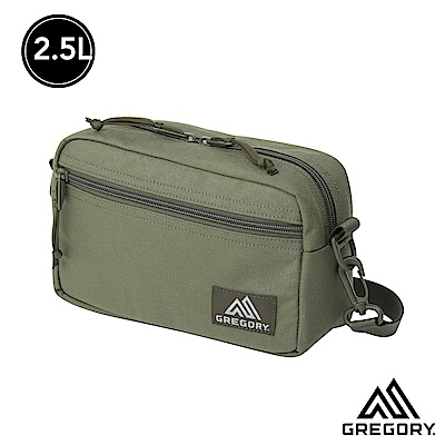 Gregory 2.5L PAD SHLD POUCH斜背包 軍綠