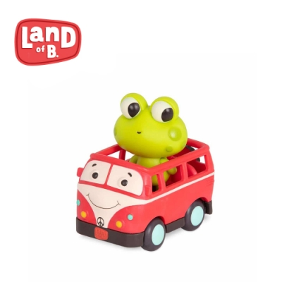 B.Toys 迷你車長-芙洛克與可兒_Land of B.系列