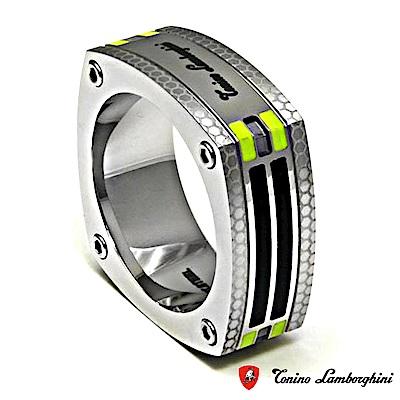 藍寶堅尼CORSA Green Ring 戒指(美國戒圍8~12可挑)