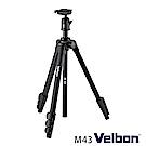Velbon M43 鋁合金球型雲台三腳架 (公司貨)