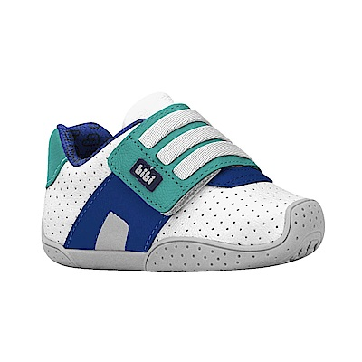 巴西BiBi童鞋_休閒鞋-綠藍白923085