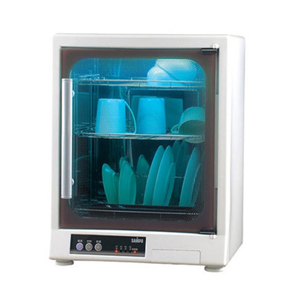 (快速到貨)SAMPO 聲寶 - 三層光觸媒紫外線 烘碗機 KB-GD65U