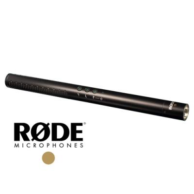 RODE 羅德 NTG4+ PLUS 電容式槍型麥克風 (公司貨) RD NTG4+