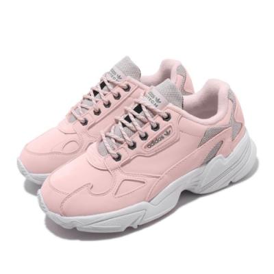 adidas 休閒鞋 Falcon W 老爹鞋 厚底 女鞋