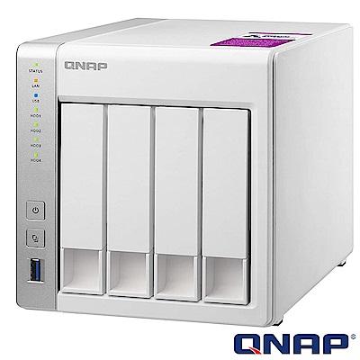 (無卡分期-12期)QNAP TS-431P2-1G 網路儲存伺服器