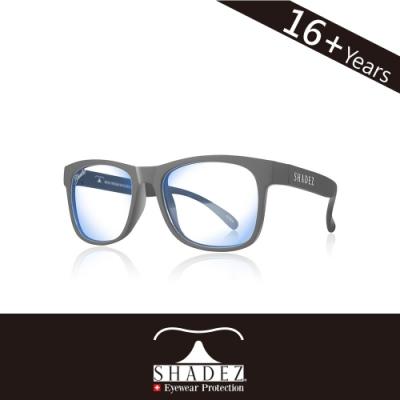 瑞士 SHADEZ 太陽眼鏡 【抗藍光-霧薄灰 SHZ-115】16+歲