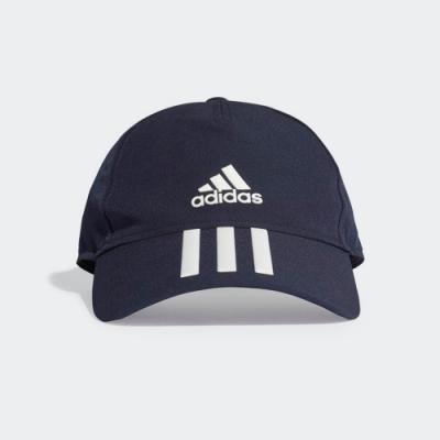 ADIDAS 帽子 老帽 棒球帽 遮陽帽 可調式  藍 FK0883 Aeroready 4ATHLTS
