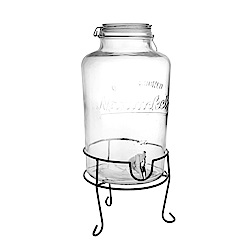 Party Plus玻璃派對飲料桶8.0L