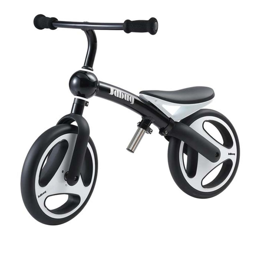 Jdbug Mini Bike兒童滑步車TC18【黑色】