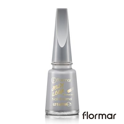 法國 Flormar-JELLY LOOK指甲油#JL24更喜歡明天的你