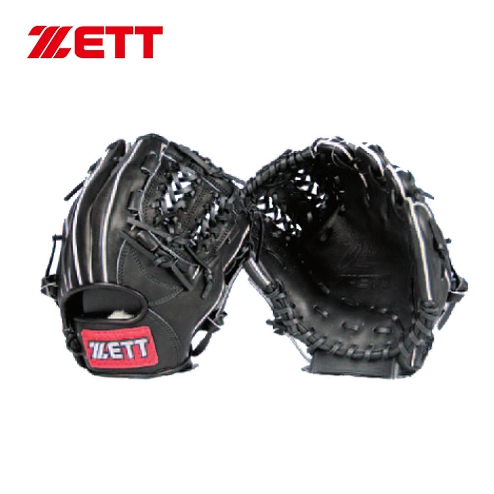 ZETT 棒球守備練習用手套 9.5吋 BPGT-PR02