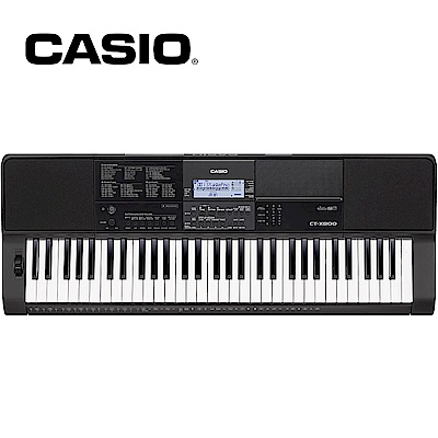 CASIO CT-X800 61鍵標準型電子琴