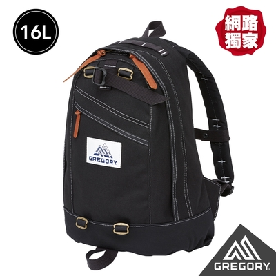 Gregory 16L FINE DAY CANV 後背包 黑
