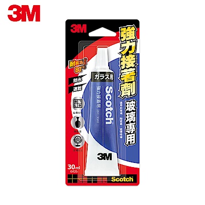3M 6425 Scotch強力接著劑-玻璃專用