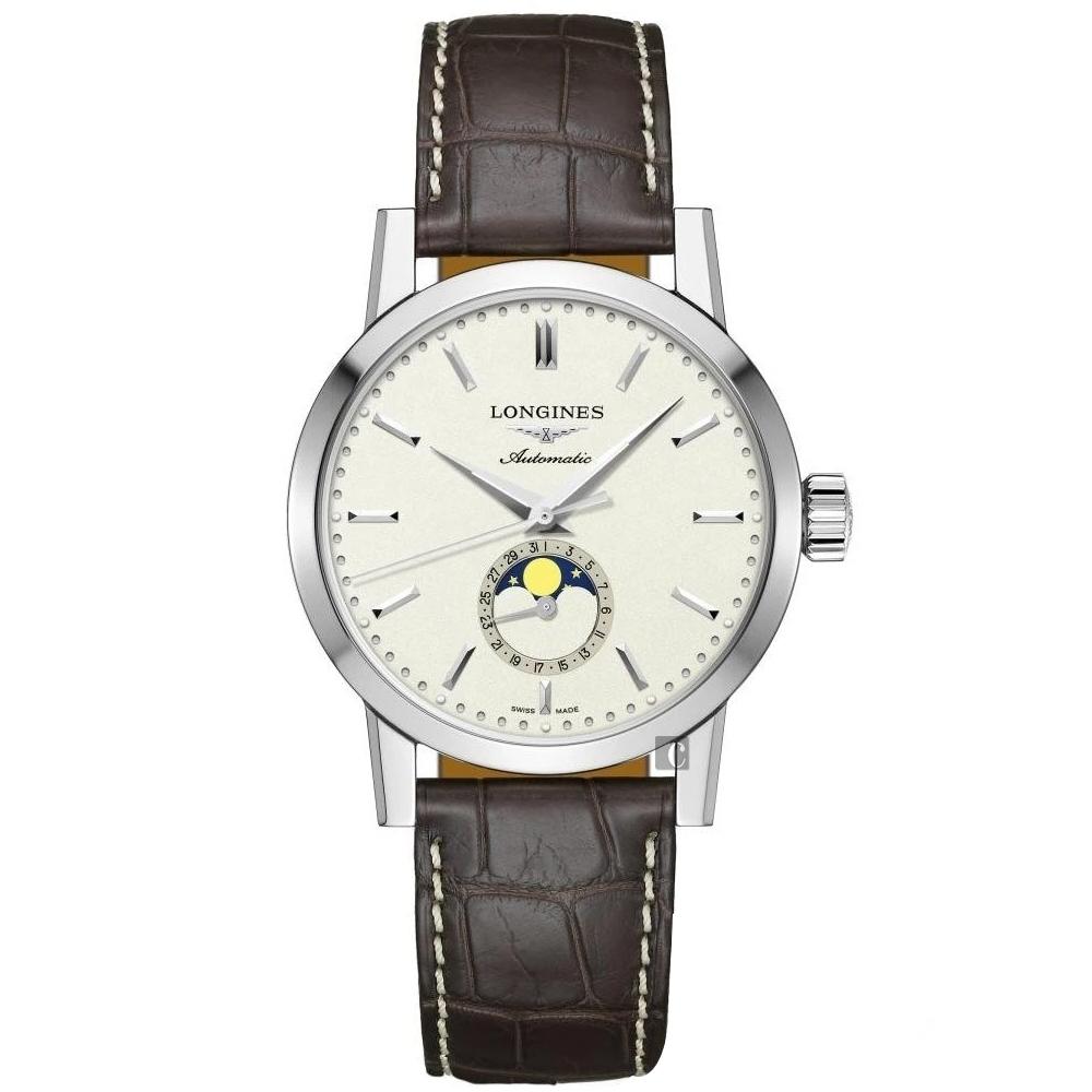Longines 浪琴 Heritage 1832月相機械錶-40mm L48264922