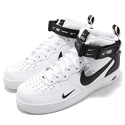 Nike 休閒鞋 Air Force  1  Mid男鞋