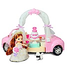 MIMI World - 迷你MIMI甜蜜婚禮車