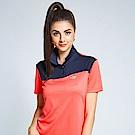 Londa Polo雙細條紋布女版短POLO衫P196208