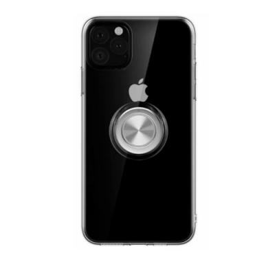 TOTOMO 蘋果 iPhone12/12Pro (6.1吋) 殼(支援磁吸指環)-高透祼機感