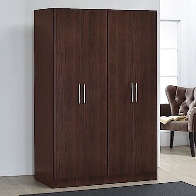 《HOPMA》DIY巧收四門衣櫃-寬121 x深50 x高179.2cm