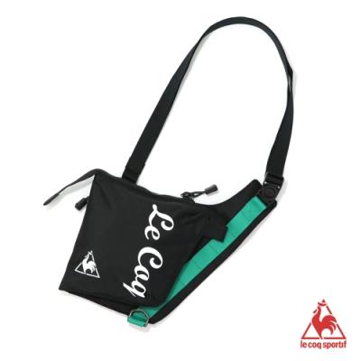 法國公雞牌側背包 LYL0372399-中性-黑