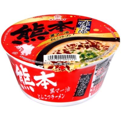 Marutai 熊本黑麻油豚骨風味拉麵(70g)