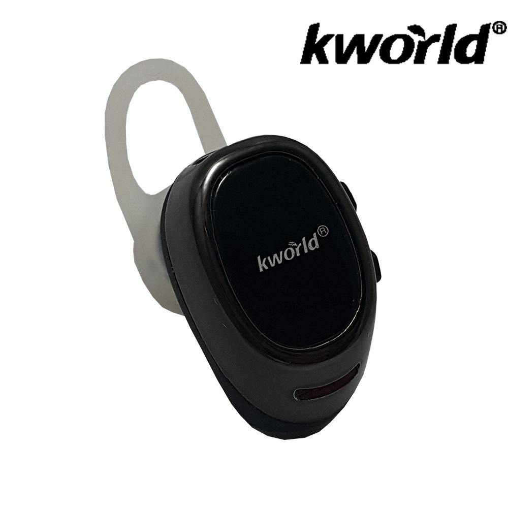 【Kworld 廣寰】迷你單耳無線藍牙耳麥 BT1010
