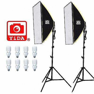 YIDA-YD200四聯攝影燈