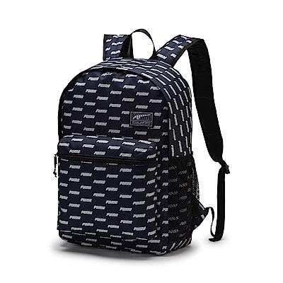 PUMA-男女PUMA Academy後背包-重深藍