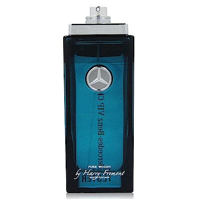 Mercedes Benz 碧海藍天淡香水  100 ml TESTER (法國進口)