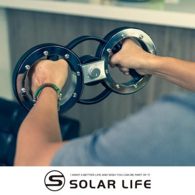 【索樂生活】可調式阻力臂熱速臂器12磅.手腕臂爆發肌耐力訓鍛練8字健身器材臂力器健臂器