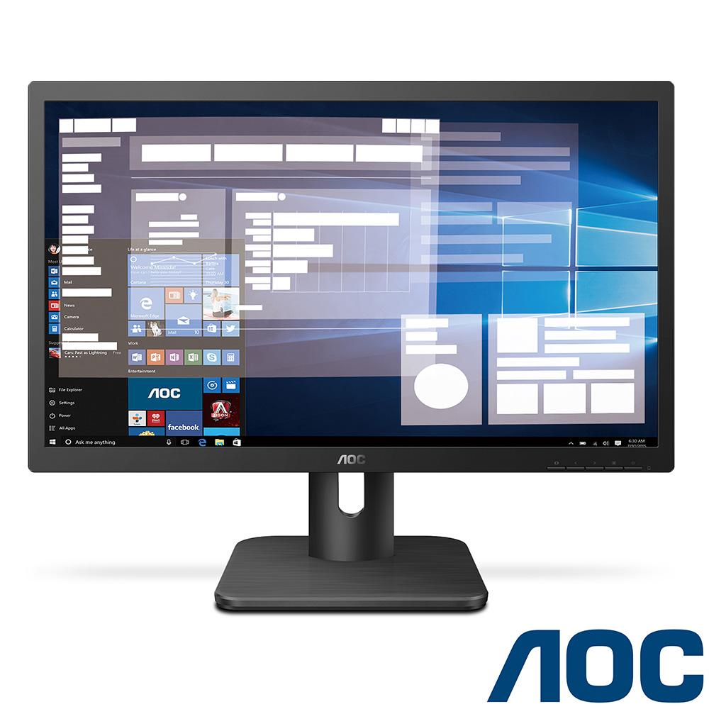 AOC 27E1H 27型IPS護眼顯示器
