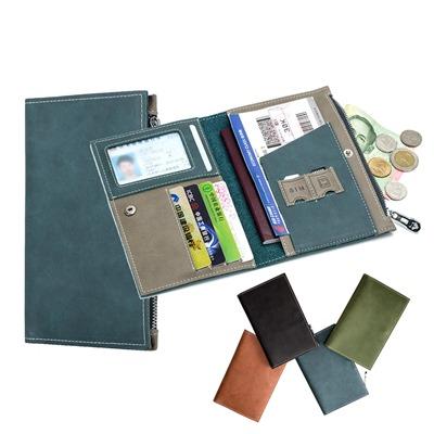 玩皮工坊-真皮二層牛皮出國旅遊護照包護照夾護照套證件包證件夾證件套-PA13