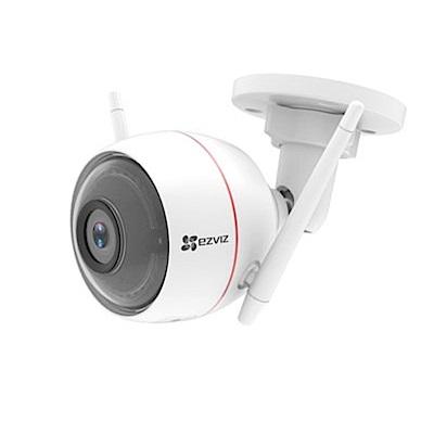 【官方】EZVIZ 螢石Husky Air 戶外型智慧攝影機(壁掛式/1080P)