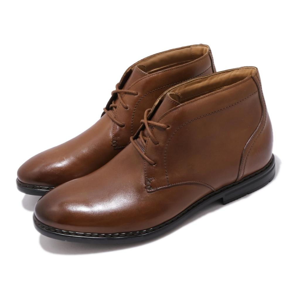 Clarks 休閒鞋 Banbury Mid 中筒 男鞋