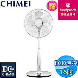 CHIMEI奇美 16吋 7段速微電腦遙控ECO溫控DC直流電風扇