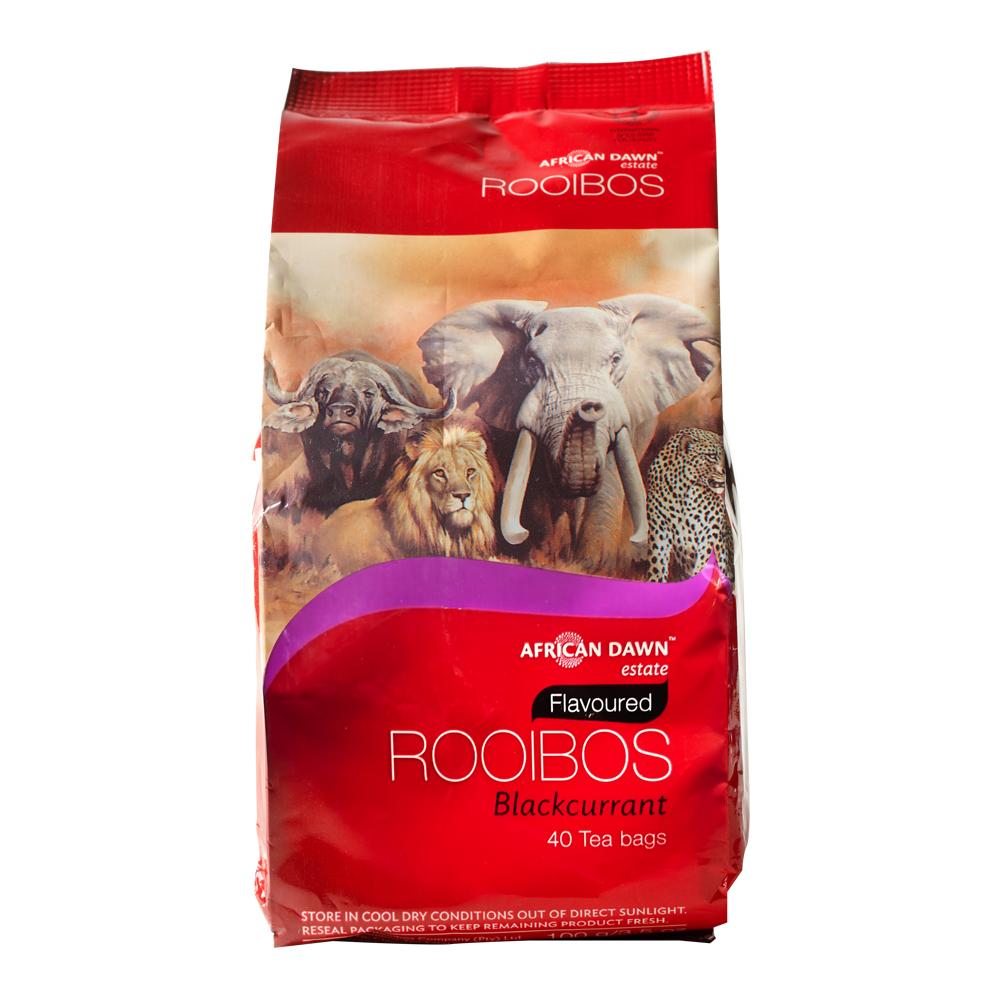 非洲晨曦 南非國寶茶-黑醋栗(40包/袋)