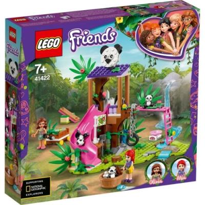 樂高LEGO Friends系列 - LT41422 熊貓叢林樹屋