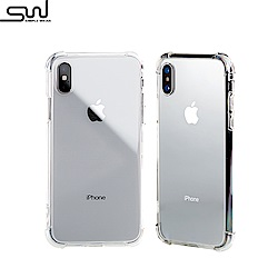 SW iPhone X / Xs 專用FORTIFY強化透明抗刮保護殼