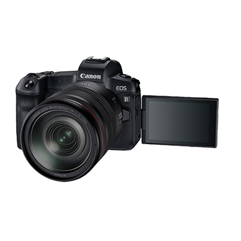 Canon EOS R RF 24-105mm f/4L IS USM 鏡組 (公司貨)
