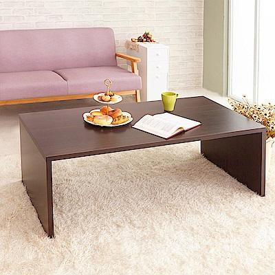 澄境 低甲醛極簡大桌面茶几桌(寬120x60x43cm)-DIY