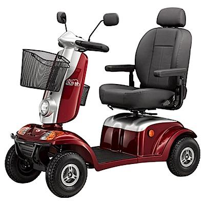(無卡分期-12期)KYMCO光陽 安你騎電動代步車 尊貴大型 雙人座