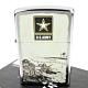 ZIPPO 美系~U.S. Army-美國陸軍圖案設計打火機 product thumbnail 1