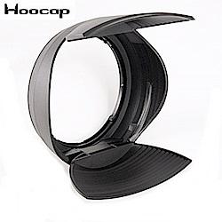 台灣HOOCAP二合一鏡頭蓋兼遮光罩R8277A,相容Canon原廠遮光罩EW-83K