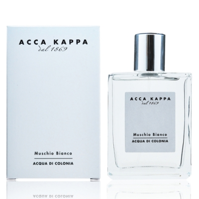 *Acca Kappa 白麝香古龍水 50ml