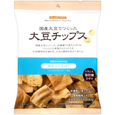 Biokura 大豆脆片-海苔香醋(35g)