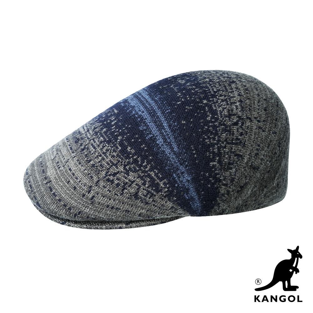 KANGOL-507 MORSE鴨舌帽-灰色