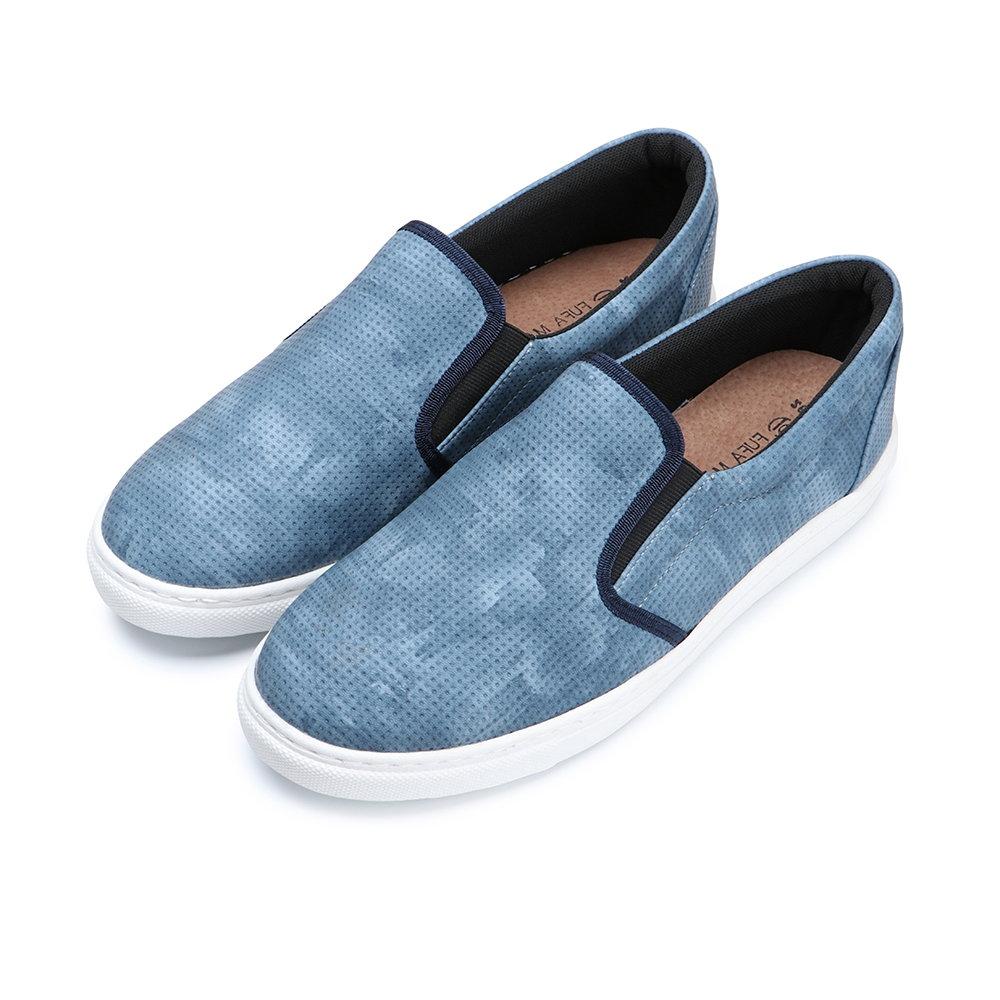 BuyGlasses 不計其數揮灑懶人鞋-藍