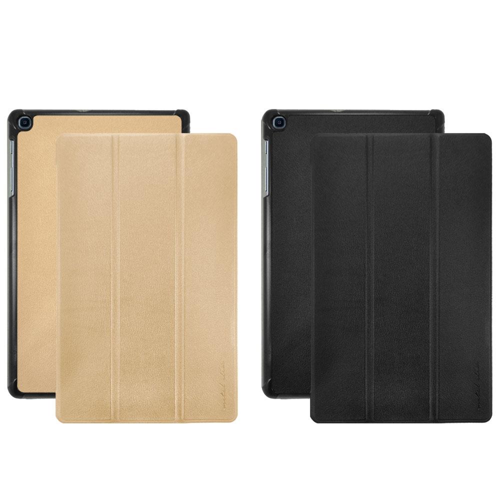 Metal-Slim Samsung TabA 10.1 T510 2019 三折皮套